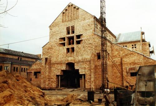 Budowa obiektów sakralnych